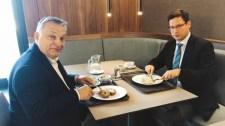 """""""Lehetetlent nem ismerve, hatalmas erőfeszítések árán"""" – Orbán szerbiai zsidókat etetett"""