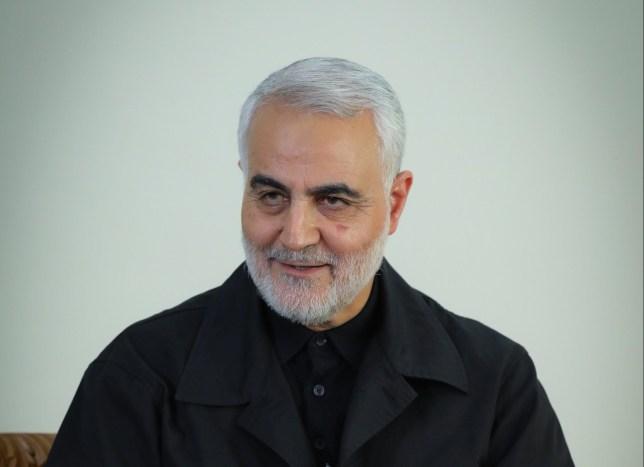 Az utolsó interjú a mártír Szulejmánival a cionista rezsimmel szembeni harcról