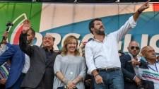 Salvini: a Liga vezette olasz jobboldal készen áll a kormányzásra