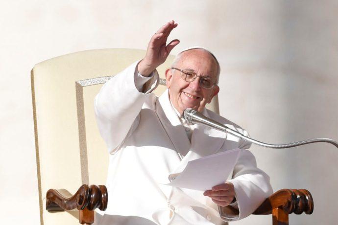 Ferenc pápa üzent a szicíliai maffiának