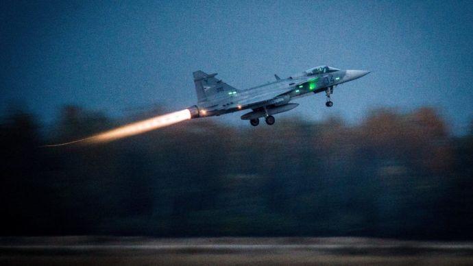Ötödik generációs amerikai vadászgépek válthatják a Gripeneket