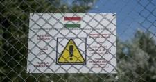 900 Volt feszültség a magyar-szerb határkerítésben