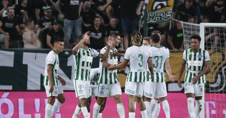 Hatalmas szerencsével, de rendkívül fontos győzelmet aratott a Ferencváros