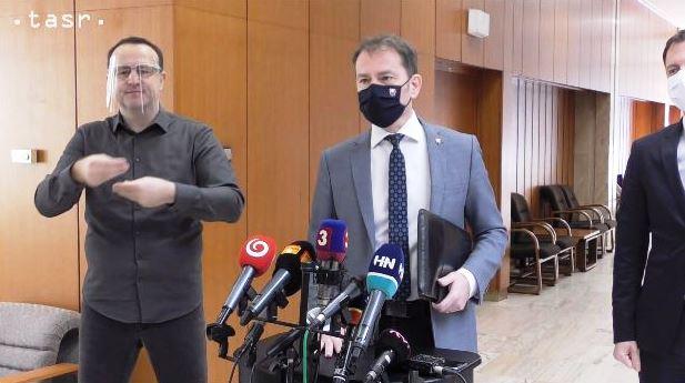 Matovič szerint félrevezető a vakcinázást megoldásként hirdetni akkor, amikor nincs elég oltóanyag