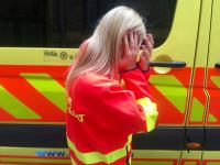 Pofonnal köszönte meg a mentősök segítségét egy nő