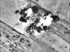Az elmúlt három napban 285 terroristacélpontra mért csapást az orosz légierő
