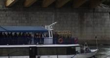 A Viking másik szállodahajója is áthajózott a Hableány utasai felett