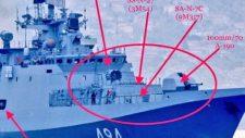 Orosz hadihajók és szállító hajók tartanak Tartusz kikötőjébe