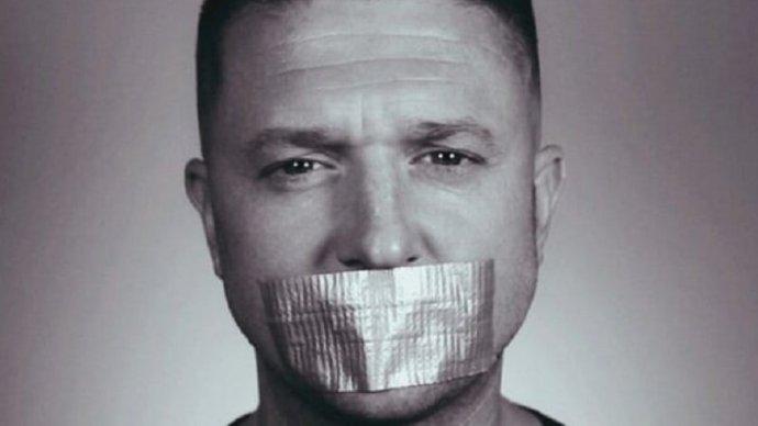 Íme a szólásszabadság a fényességes Nyugaton!