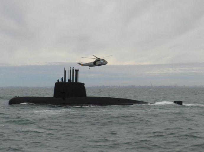 Eltűnt egy argentin tengeralattjáró