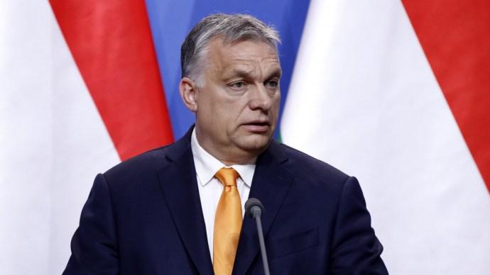 Üzent Brüsszelnek Orbán Viktor