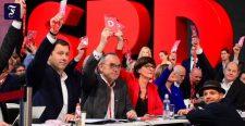 Az SPD új társelnököket választott, megszámláltattak a német nagykoalíció napjai
