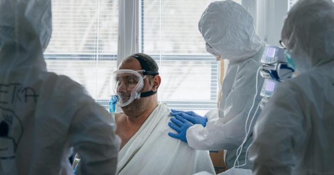 Háromszor több orvosi oxigén fogy a galántai Covid-kórházban. Lehet már oltásra jelentkezni