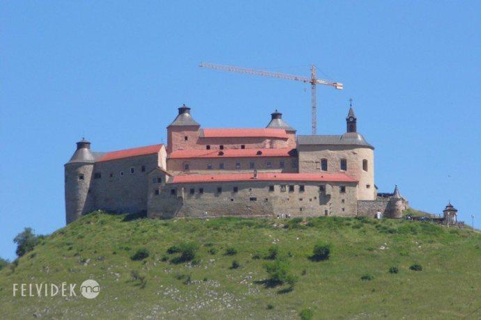 Várhatóan 2021-ben már látogatható lesz a krasznahorkai vár