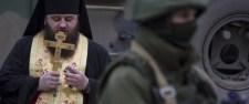 Életveszélyben vannak az ukrajnai ortodox pópák