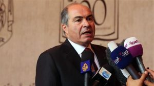 Felkeléstől tart a jordán miniszterelnök