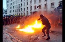 Utcai harcok Kijevben