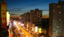 Moszkva fénybe borul