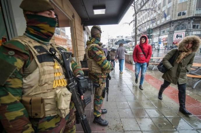 Robbanás történt a brüsszeli központi pályaudvaron