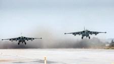 Orosz légierő bombázta Idlebben az dzsihadisták állásait