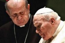 Dziwisz bíboros a pápa el nem égetett leveleiről