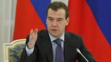 Az orosz kormányfő kézi vezérlést helyezett kilátásba