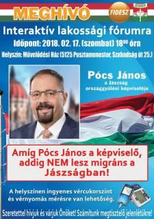 Szeretném, hogy a fideszes Pócs János migránsriasztó mágnestakarót is áruljon 490 ezerért