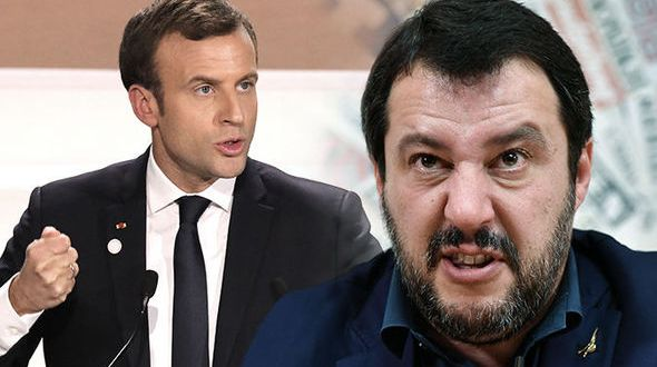 """Az olasz belügyminiszter átküldene pár ezer menekültet az """"arany szívű"""" Macronnak"""