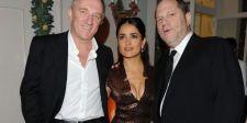 Salma Hayek azt állítja, hogy Weinsteint szexuális zaklatta és halálosan megfenyegette