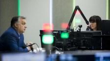 Orbán Viktor:  a tét nagy, ehhez méltón erőteljeseka viták