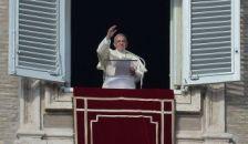 Bejelentést tett Ferenc pápa