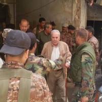 """Offenzíva a """"Palesztin háromszög"""" felszabadításáért Damaszkusz tartományban"""