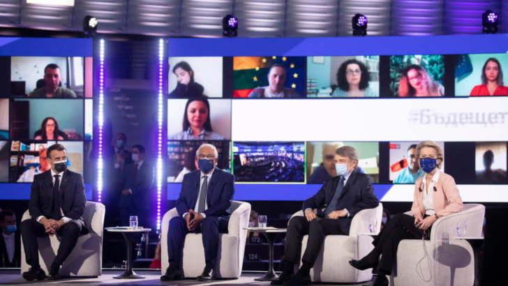 Konferencia Európa jövőjéről: a brüsszeli elit találkozik a néppel
