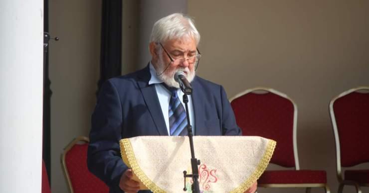 A mi jelünk a kereszt: Esterházy János Zarándoknap Alsóbodokon