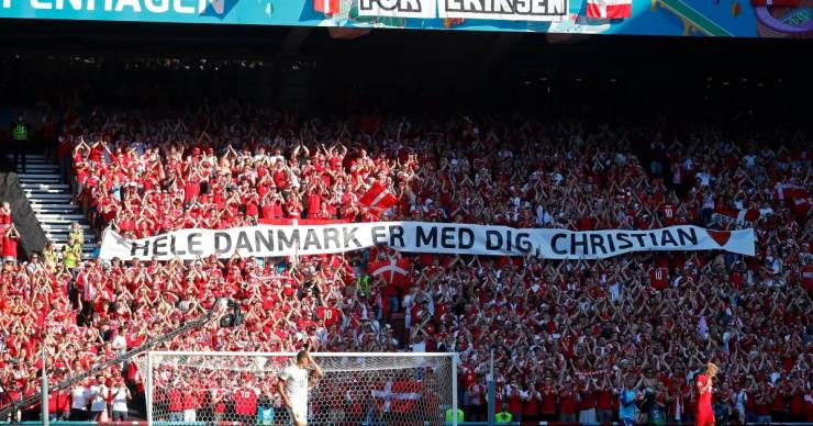 Gyors dán gól, tapsszünet Eriksenért, belga győzelem