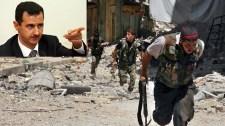 Szíria- Bashar al-Assad elnöknek feladják a terroristák Homsz városát