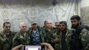 Hadi helyzet Szíriában – A dzsihádista fegyveresek védelme összeomlott Kelet-Ghouthaban