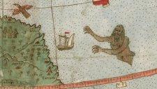 Unikornisok, sárkányok és vízi szörnyek is felbukkannak egy nemrég összeillesztett 430 éves térképen