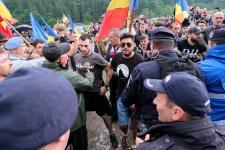 A magyar külügy bekérette a román nagykövetet az úzvölgyi incidens miatt, de az megtagadta a párbeszédet