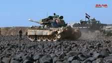 A szíriai hadsereg terroristákat semlegesített Al-Safa térségében