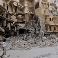 Szíria: Zabadaniban körbezárt terroristák segítségére sietett Izrael