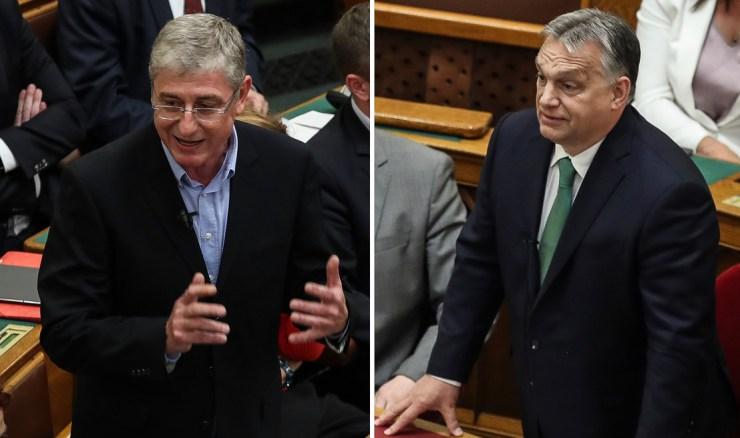 Orbán vagy Gyurcsány?