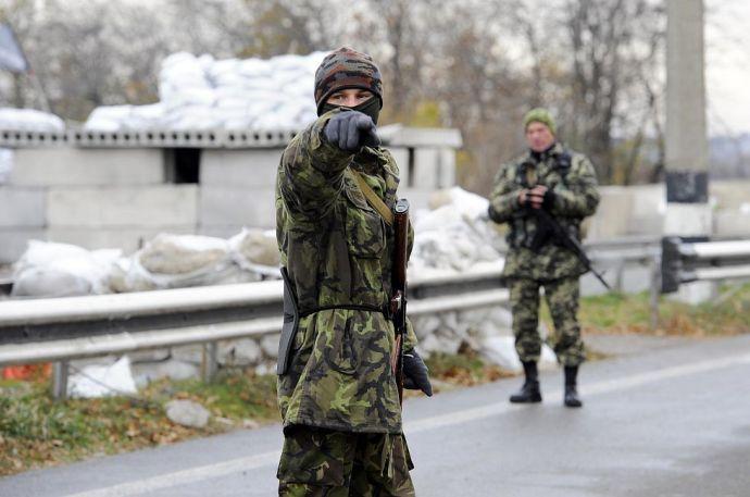 Ukrán katonák érkezhetnek az ország keleti felébe