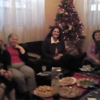 Damaszkuszban is volt magyar Karácsony