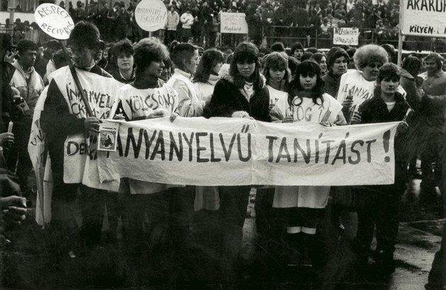 """""""Ne féljetek magyarok, itt vannak a cigányok!"""""""