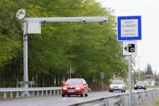 Átlagsebesség-mérő traffipaxok kerülhetnek a magyar utakra