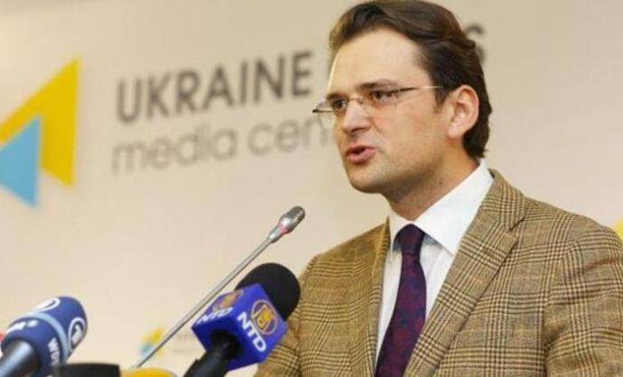 Az ukrán külügyminiszter EU-s partnereivel Oroszország elleni új szankciók bevezetéséről tárgyalt