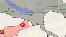 Összehangolt orosz-szír támadás az Iszlám Állam ellen Rakkában