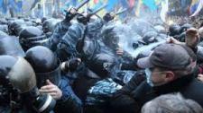 Megverték kijevi tévészereplése után a Régiók Pártjának elnökjelöltjét
