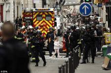 Túszdráma Párizsban: benzinnel locsolta le túszait a támadó – köztük egy várandós nőt